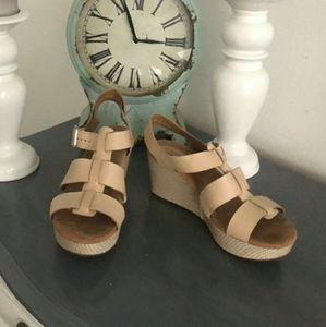 🌼Clark Artisan Wedge Sandals